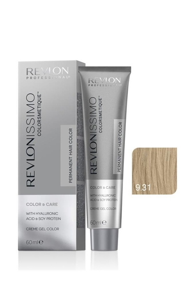 Revlon - Revlonissimo Colorsmetique Color & Care 9.31 Açık Bej Sarı