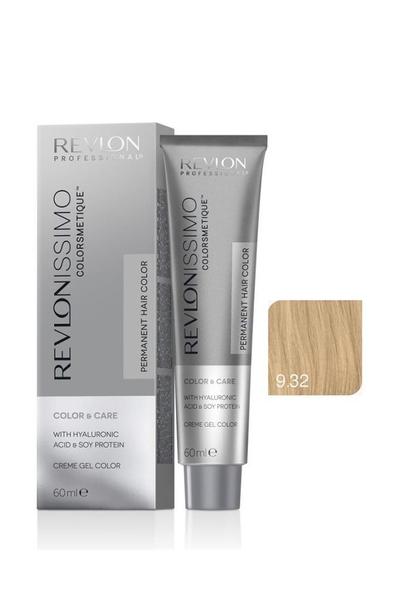 Revlon - Revlonissimo Colorsmetique Color & Care 9.32 Açık Altın İnci Sarısı