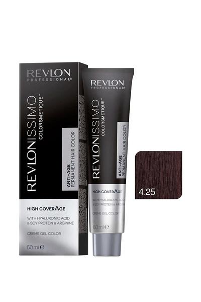 Revlon - Revlonissimo Colorsmetique High Coverage 4.25 Orta Çikolata Kahvesi