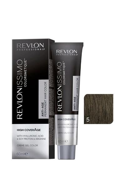 Revlon - Revlonissimo Colorsmetique High Coverage 5 Açık Kahve