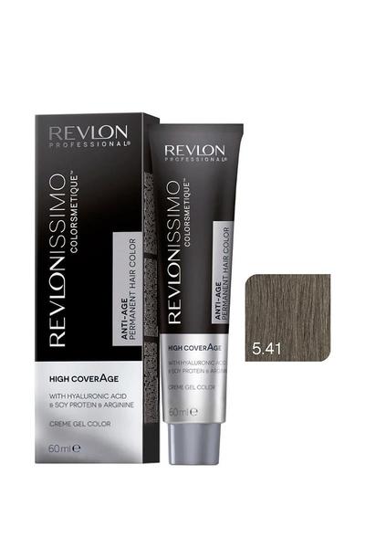 Revlon - Revlonissimo Colorsmetique High Coverage 5.41 Açık Kestane Kahvesi