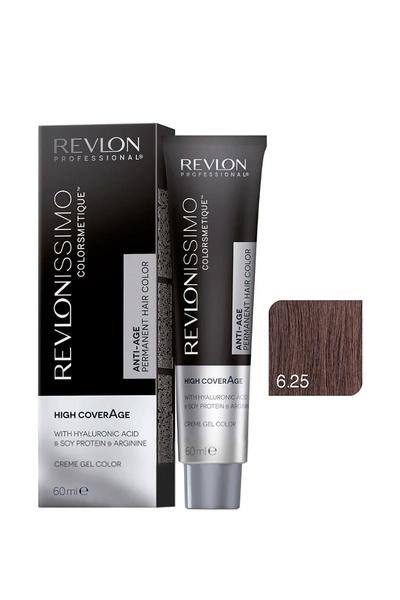 Revlon - Revlonissimo Colorsmetique High Coverage 6.25 Koyu Çikolata Kumralı