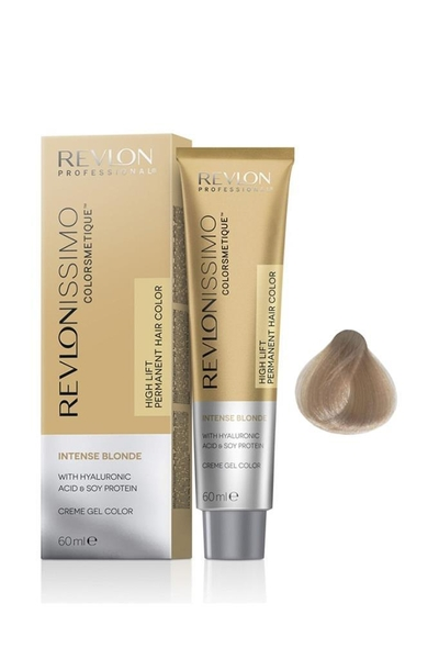 Revlon - Revlonissimo Colorsmetique Intense Blonde 1202 Platin