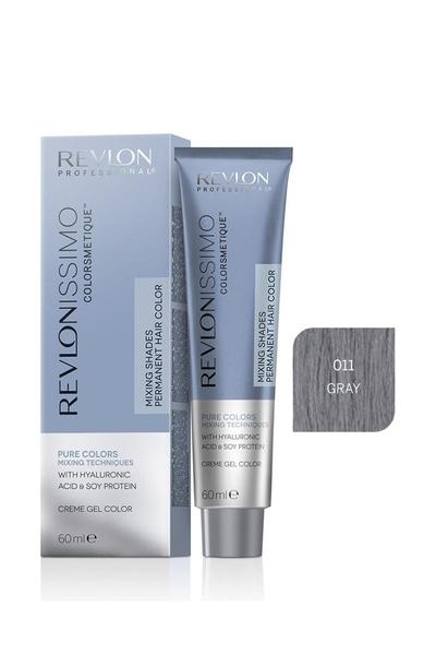 Revlon - Revlonissimo Colorsmetique Pure Colors Mix 0.11 Gri