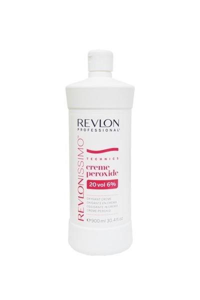 Revlon - Revlonissimo Technics Oksidan Krem %6 20 Vol 900 ml