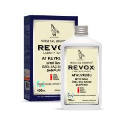 Revox - Revox At Kuyruğu Bitkisi Özlü Özel Saç Bakım Şampuanı 400 ml