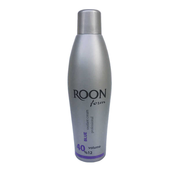 Roon - Roon Form %12 40 Volüm Mavi Oksidan Krem 750 ml