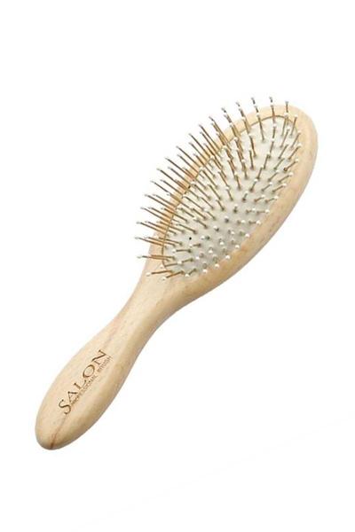 Tarko - Salon Bambu Line Saç Fırçası 6130