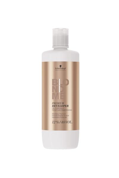 Schwarzkopf - Schwarzkopf Blondme Oksidan %12 40 Vol 1000 ml