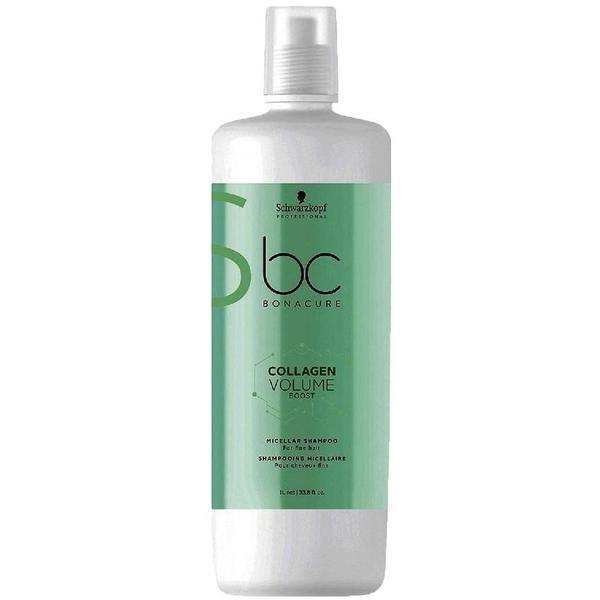 Schwarzkopf - Schwarzkopf Bonacure Collagen Hacim Şampuanı 1000ml