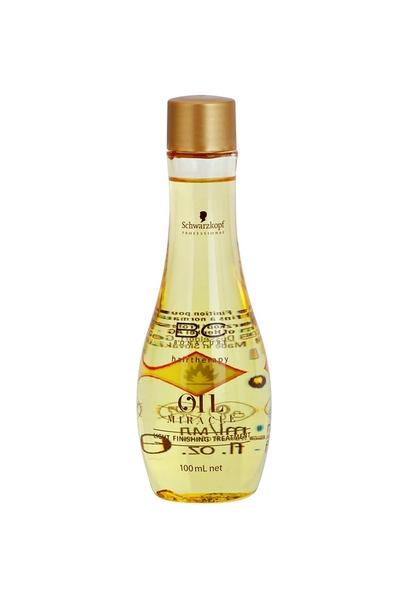 Schwarzkopf - Schwarzkopf Bonacure Oil Miracle Parlak Bitişli Onarıcı Yağ 100 ml
