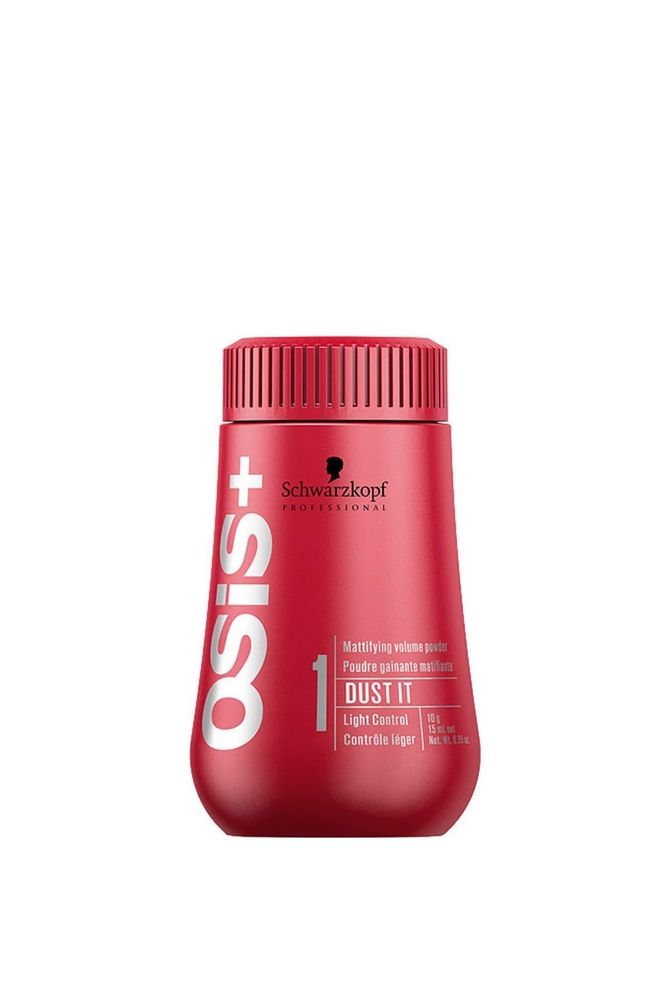 Schwarzkopf Osis+ Dust it Matlaştirici Pudra 10 ml - Krepe Tozu