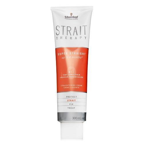 Schwarzkopf - Schwarzkopf Strait Therapy Normal Saçlar İçin Düzleştirici Krem 300ml