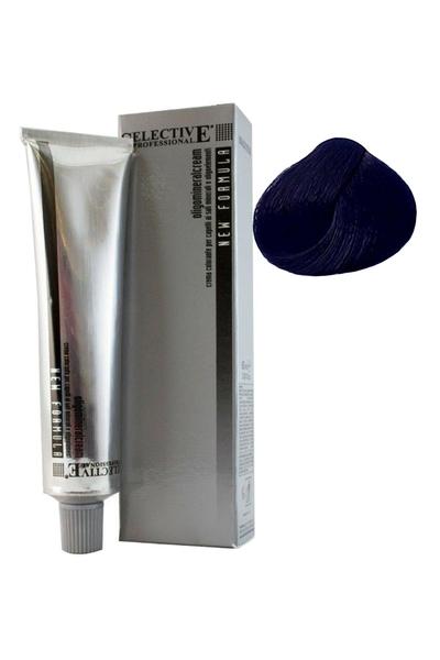 Selective Professional - Selective 1,00 Siyah Saç Boyası 60ml