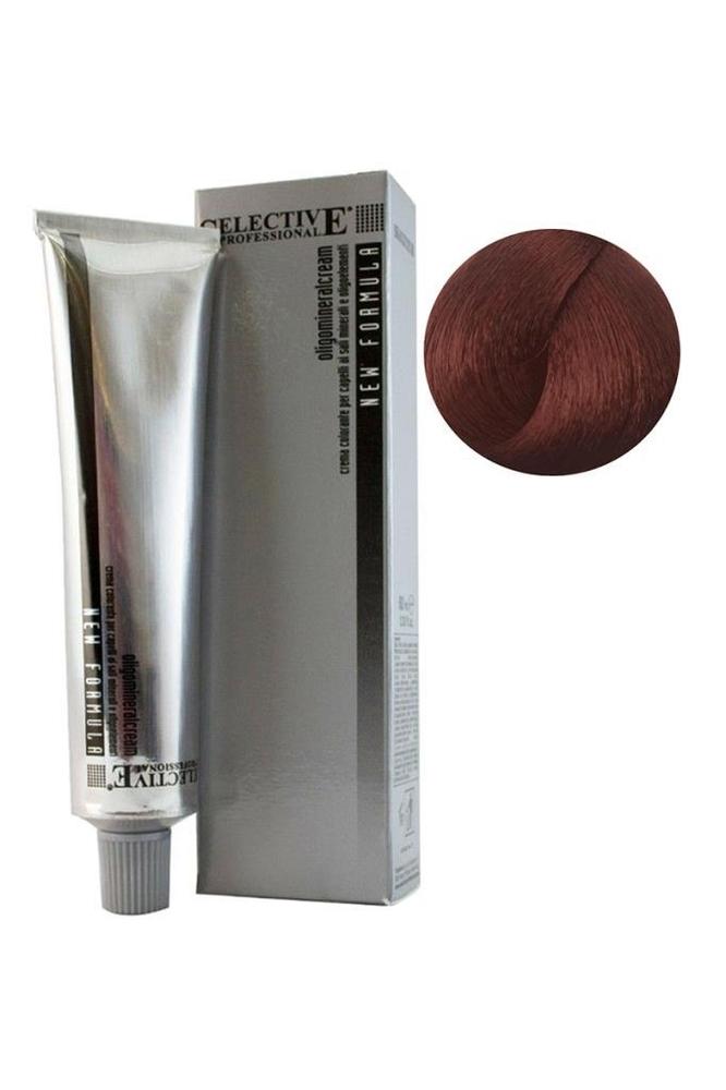 Selective 5,65 Tropikal Açık Kahve Saç Boyası 60 ml