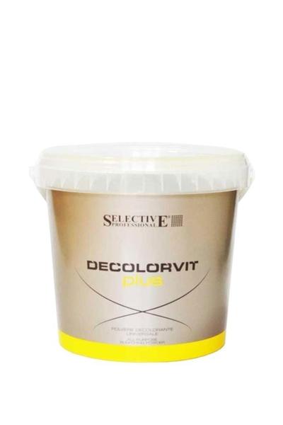Selective Professional - Selective Decolorvit Plus Açıcı Mavi Toz Açıcı 1500 gr