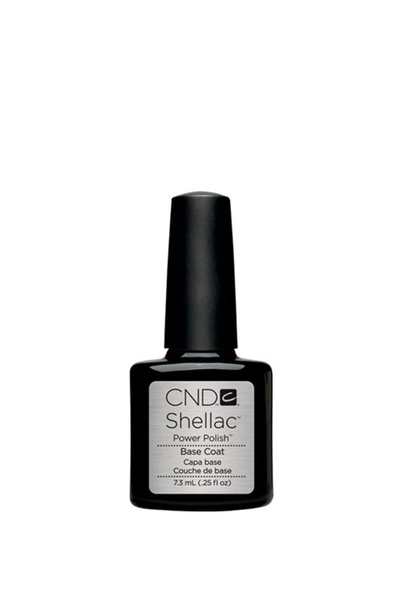 Cnd - Cnd Shellac Base Coat Kalıcı Oje