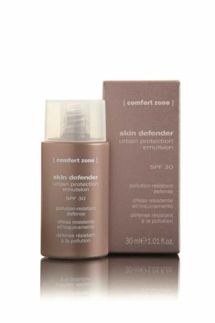 - Skin Defender Urban Protectionemulsion Spf30 30 ml