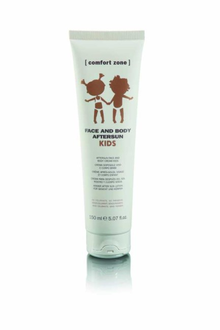 - Sun Soul Face And Body Aftersun Kids 150ml