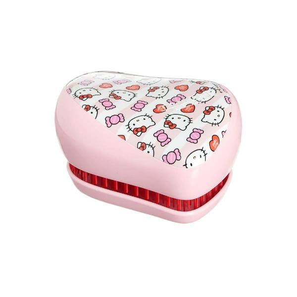 Tangle Teezer - Tangle Teezer Compact Styler Açıcı Tarak Hello Kitty Candy