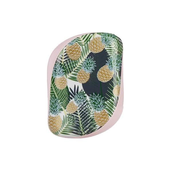 Tangle Teezer - Tangle Teezer Compact Styler Açıcı Tarak Palms & Pineapples