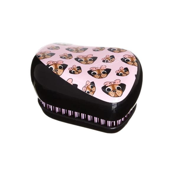 Tangle Teezer - Tangle Teezer Compact Styler Açıcı Tarak Pug Love