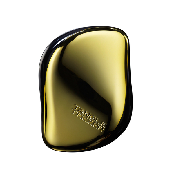 Tangle Teezer - Tangle Teezer Compact Styler Açıcı Tarak Altın-Siyah