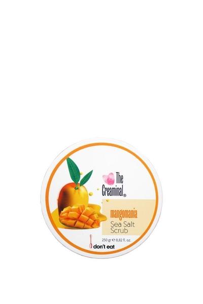 The Creaminal - The Creaminal Sea Salt Scrub Deniz Tuzu Peelingi Mango 250 g