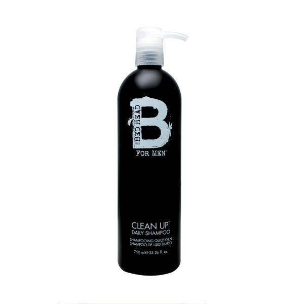 Tigi - Tigi Bed Head For Men Clean UpDaily Shampo Erkekler İçin Şampuan 750ml