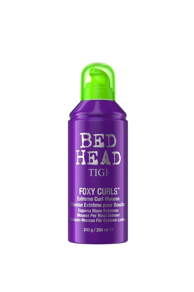 Tigi - Tigi Bed Head Foxy Curls Bukle Şekillendirici Köpük 250 ml
