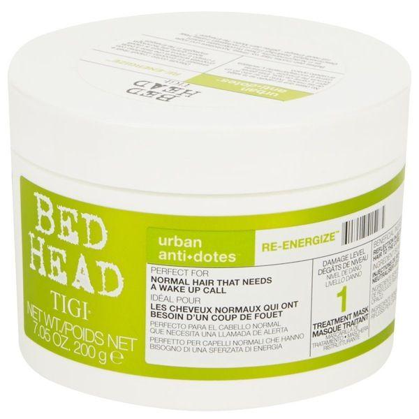 Tigi Bed Head Urban Antidotes Re-Energize Canlandırıcı Maske 200G