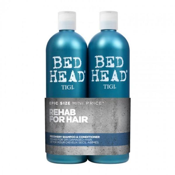 Tigi Bed Head Urban Antidotes Recovery Nem. şam+krem 750ml