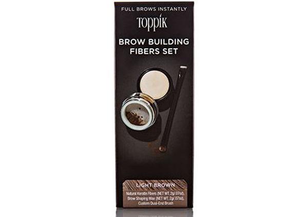 Toppik - Toppik Kaş Dolgunlaştırıcı Keratin Açık Kahve