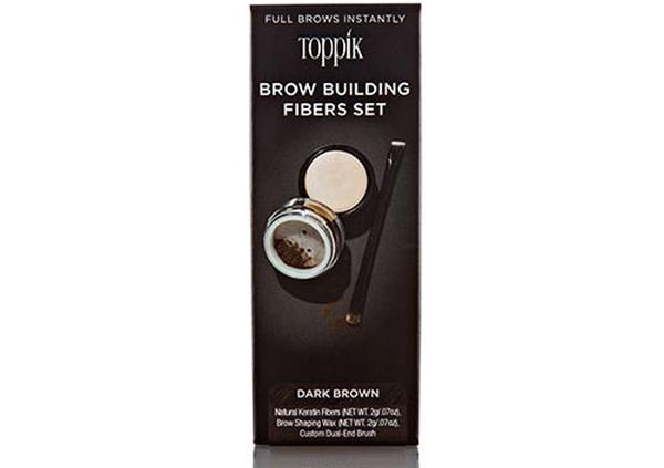 Toppik - Toppik Kaş Dolgunlaştırıcı Keratin Koyu Kahve