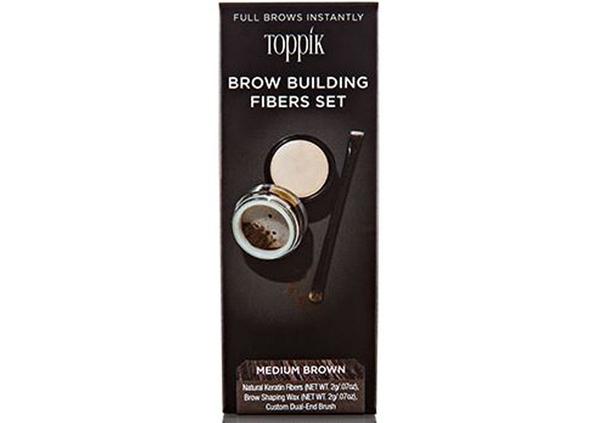Toppik - Toppik Kaş Dolgunlaştırıcı Keratin Orta Kahve