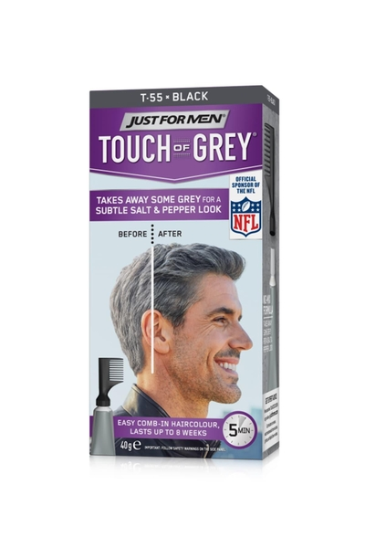 Just For Men - Touch Of Grey SİYAH