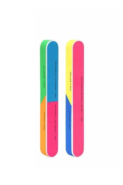 Trina - Trina 7 Taraflı Renkli Tırnak Törpüsü
