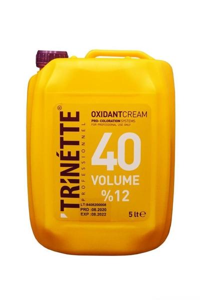 Trinette - Trinette Profesyonel Oksidan Krem %12 40 Vol 5000 ml