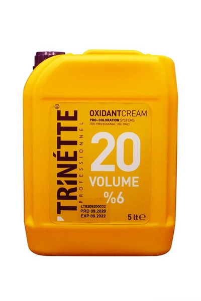 Trinette - Trinette Profesyonel Oksidan Krem %6 20 Vol 5000 ml