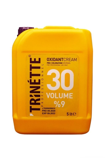 Trinette - Trinette Profesyonel Oksidan Krem %9 30 Vol 5000 ml