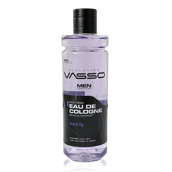 Vasso - Vasso Erkeklere Özel Siyah İncir Kolonyası 350 ml