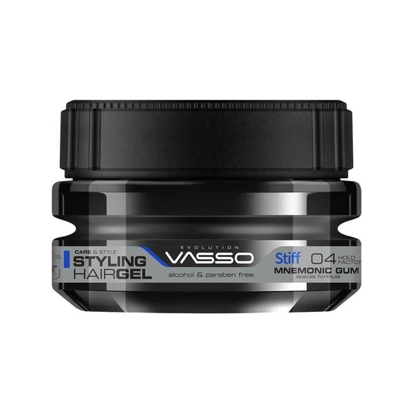 Vasso - Vasso Stiff Yüksek Tutuşlu Saç Jölesi 250 ml