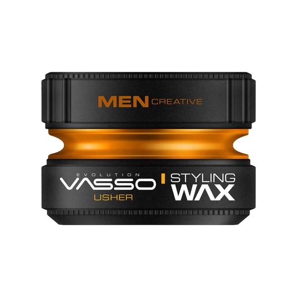 Vasso - Vasso Usher Parlaklık Kazandıran Wax 150 ml