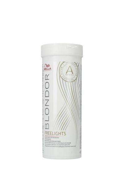 Wella - Wella Blondor Freelights Toz Açıcı Beyaz 400 ml