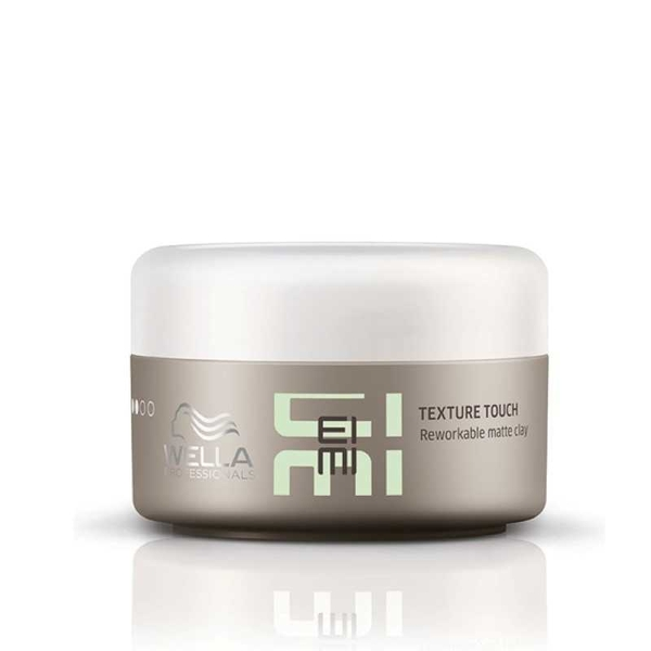 Wella - Wella EIMI Texture Touch - Yeniden Şekillendirilebilir Mat Kil 75 ml