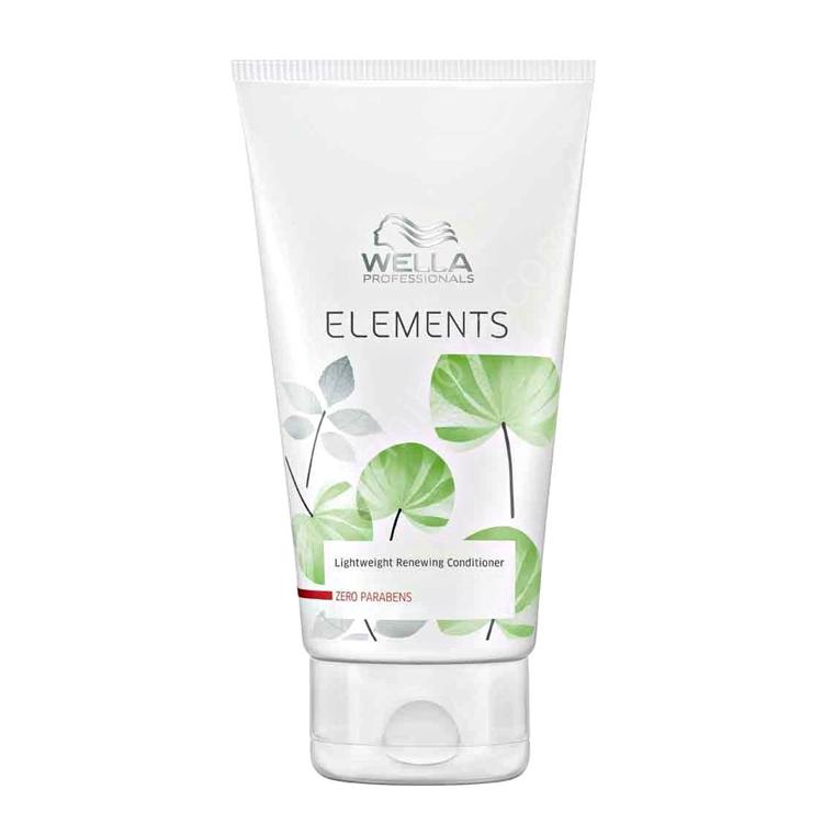 Wella Elements Renewing Parabensiz Yenileyici Saç Kremi 200ml