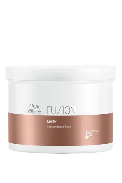 Wella - Wella Fusion Yoğun Onarıcı Saç Maskesi 500 ml