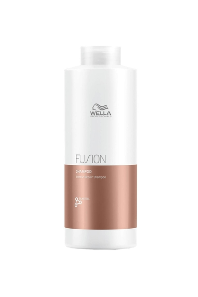 Wella - Wella Fusion Yoğun Onarıcı Şampuan 1000 ml
