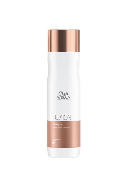 Wella - Wella Fusion Yoğun Onarıcı Şampuan 250 ml