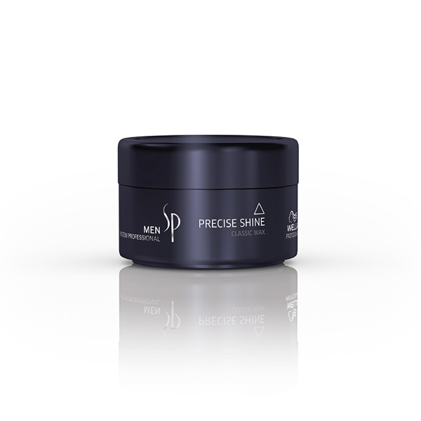 Wella - Wella Sp Men Precise Shine Parlak Wax 75ml
